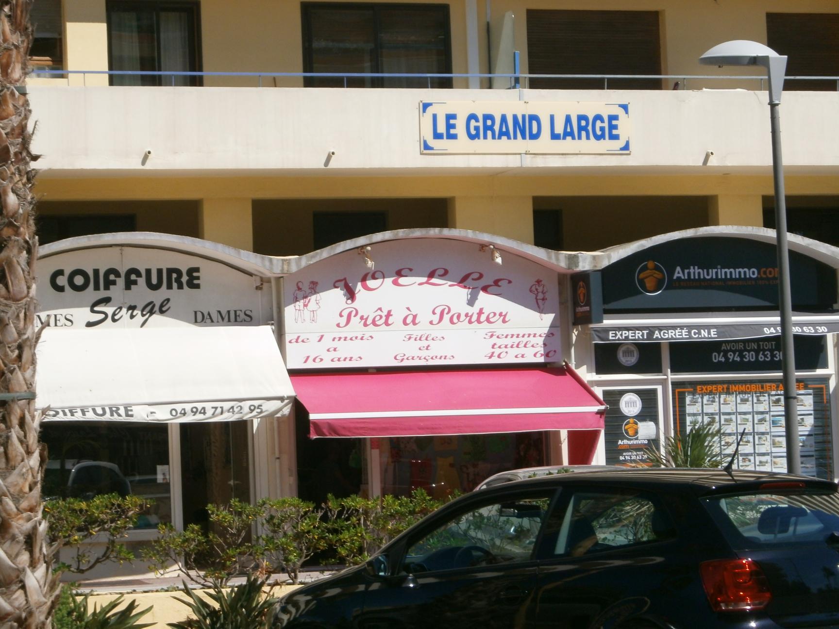 Commerce Le Lavandou