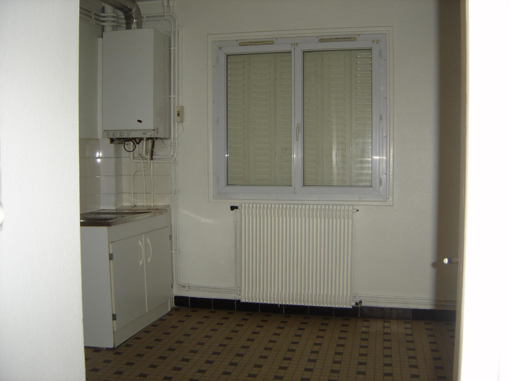 Edifiance le partenaire confiance appartement t3situ au rez de chauss e s - Rez de chaussee sureleve ...